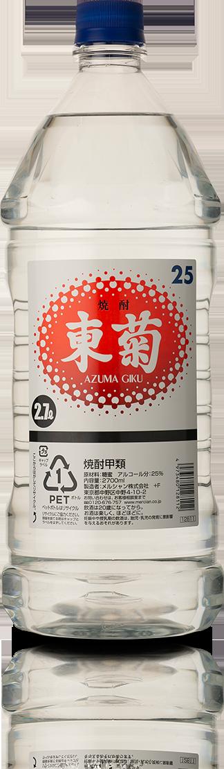 焼酎 東菊 2.7l