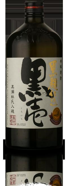 芋焼酎 黒壱 720ml